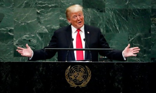 ترامب.. خطاب مفتول الكلمات