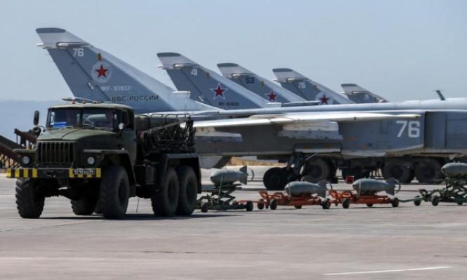 روسيا تنقل لسورية وحدات حرب إلكترونية مشوشة للردارات