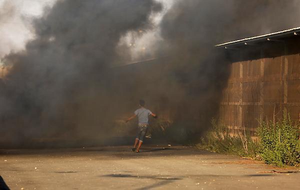 إصابات برصاص الاحتلال في غزة و6 حرائق بفعل البالونات الحارقة