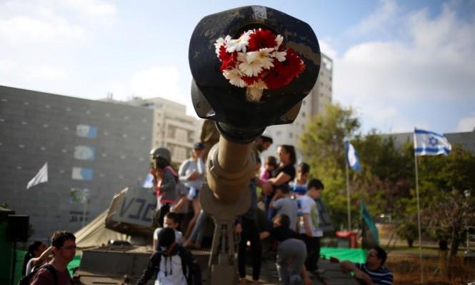 جاهزية الجيش الإسرائيلي للحرب قيد الفحص