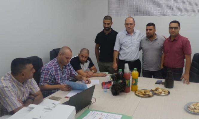 القائمة الأهلية في الناصرة تدعم المرشح وليد عفيفي