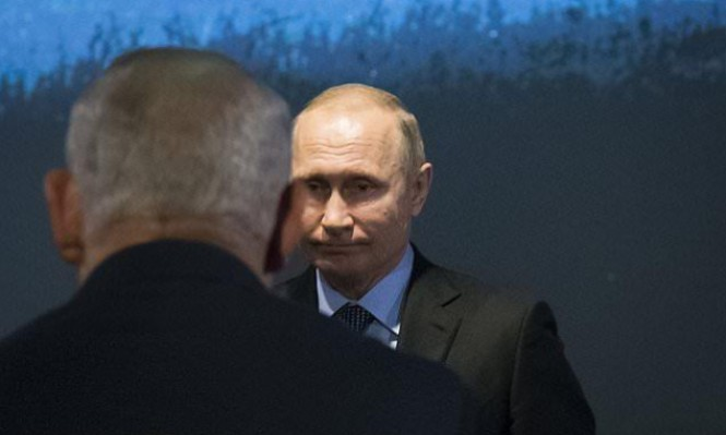 تحليلات: اختلاف مصالح روسيا وإسرائيل في سورية