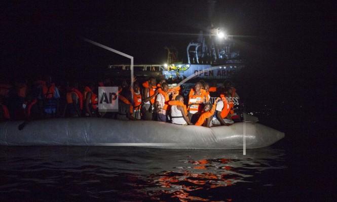 مقتل مهاجرة وإصابة 3 آخرين بنيران البحرية المغربية