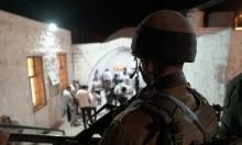 اعتقالات بالضفة ومواجهات باقتحام المستوطنين قبر يوسف في نابلس