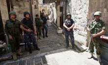 أمن السلطة يعتقل عشرات الأسرى المحررين ونشطاء من حماس