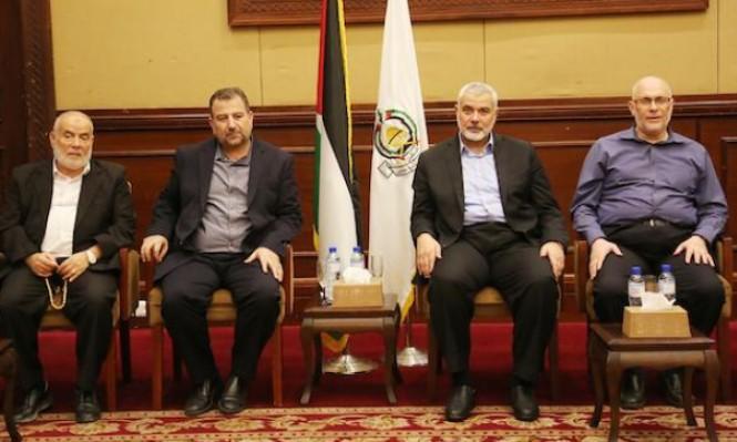 """""""حماس"""": خطاب عباس هو اعتراف بفشل مسار أوسلو"""