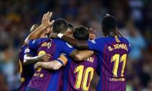 برشلونة يتفوق على غريمه ريال مدريد!