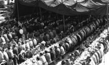 وفاة مجرم مجزرة كفر قاسم يسسخار شدمي