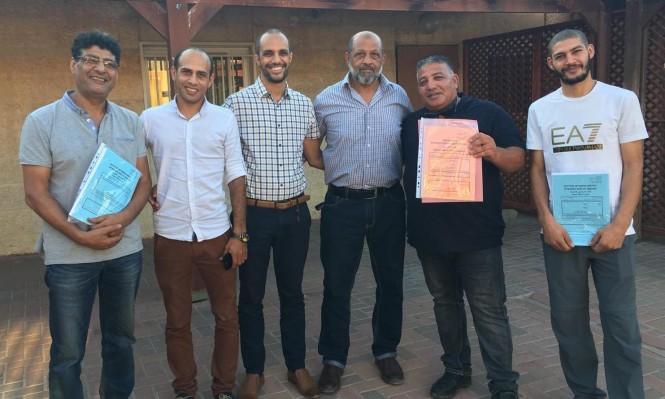 جسر الزرقاء: سامي العلي يُقدم ترشحه للرئاسة
