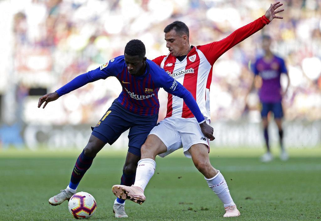 برشلونة يتعثر مجددا في الدوري