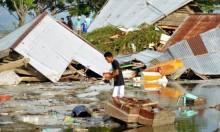 (صور) ارتفاع عدد ضحايا زلزال إندونيسيا إلى 384