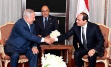 نتنياهو يحرض على عباس لدى السيسي