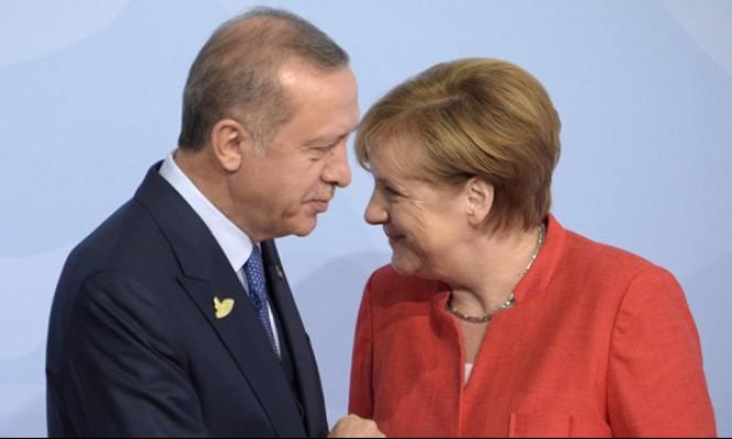 ما الذي يريده إردوغان وميركل من بعضهما البعض؟