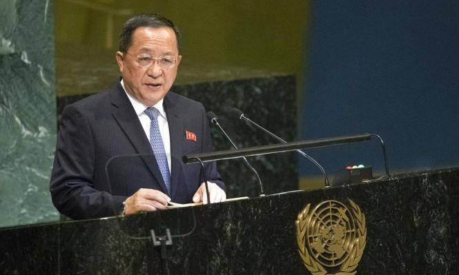 كوريا الشمالية: لن ننزح السلاح النووي قبل بناء الثقة مع أميركا