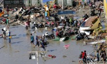 إندونيسيا: أعداد ضحايا التسونامي تُقدر بالآلاف