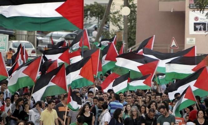 القوى الوطنية في الضفة وغزة تدعو للالتزام بالإضراب غدا