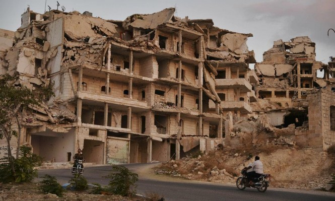 سورية: مقتل 18 ألف شخص بغارات روسية خلال ثلاث سنوات