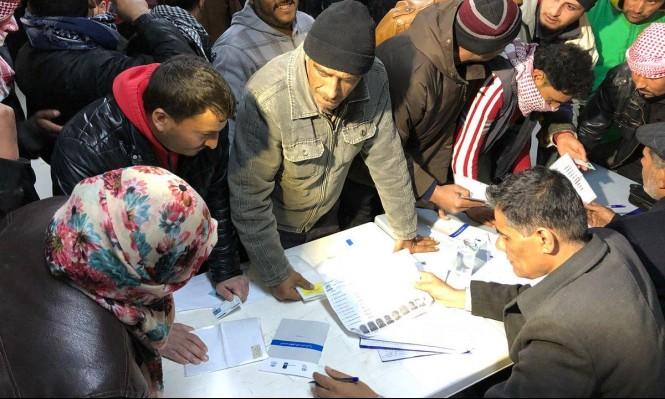 """الأردن: حملة لتوفير فرص عمل """"قانونية"""" للاجئين السوريين"""