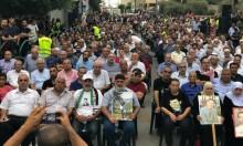 مهرجان إحياء ذكرى شهداء هبة القدس والأقصى في جت
