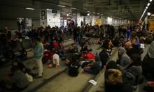 إسبانيا: نشطاء استقلال كاتالونيا يغلقون سككا حديدية وشوارع