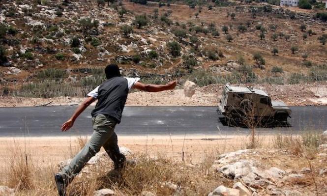 مواجهات مع الاحتلال في مدن بالضفة الغربية
