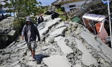 زلزالان متتاليان يضربان أندونيسيا وارتفاع حصيلة ضحايا زلزال الجمعة