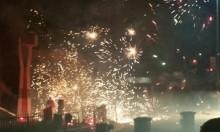 """تجدد """"شجار انتخابي"""" في كفرمندا شهد اعتقالات وفقرة مفرقعات"""