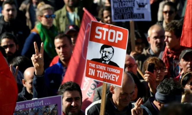 إلغاء مساعدة أوروبية لتركيا بقيمة 70 مليون يورو