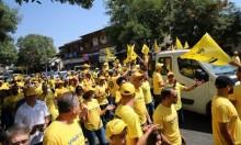 الناصرة: عفيفي يطالب بحماية المصوتين