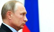 بوتين: على القوات الأجنبية الانسحاب من سورية وسننسحب بطلب الأسد