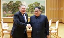 بومبيو يلتقي كيم جونغ لتسريع نزع نووي كوريا الشمالية