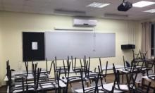 إضراب في ثانوية جلجولية والحبس المنزلي لـ4 طلاب