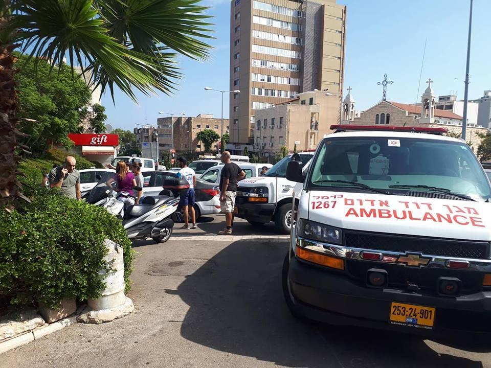 حيفا: إصابة 14 طالبا بغاز الفلفل واعتقال 4 طلاب