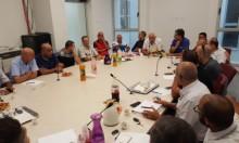 الناصرة: لجنة الانتخابات تجتمع بممثلي القوائم