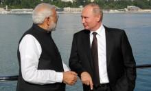 بوتين ورحلة التقارب مع الهند: صفقات سلاح بمليارات الدولارات