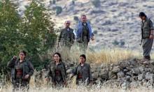 مقتل أربعة جنود أتراك بهجوم لمسلحين أكراد