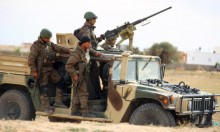 مقتل جندي وإصابة اثنين جراء انفجار لغم بتونس