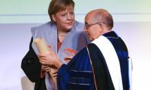 ميركل: ألمانيا تتوسط جهود التهدئة بغزة