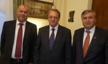 بركة يلتقي نائب وزير الخارجية الروسي