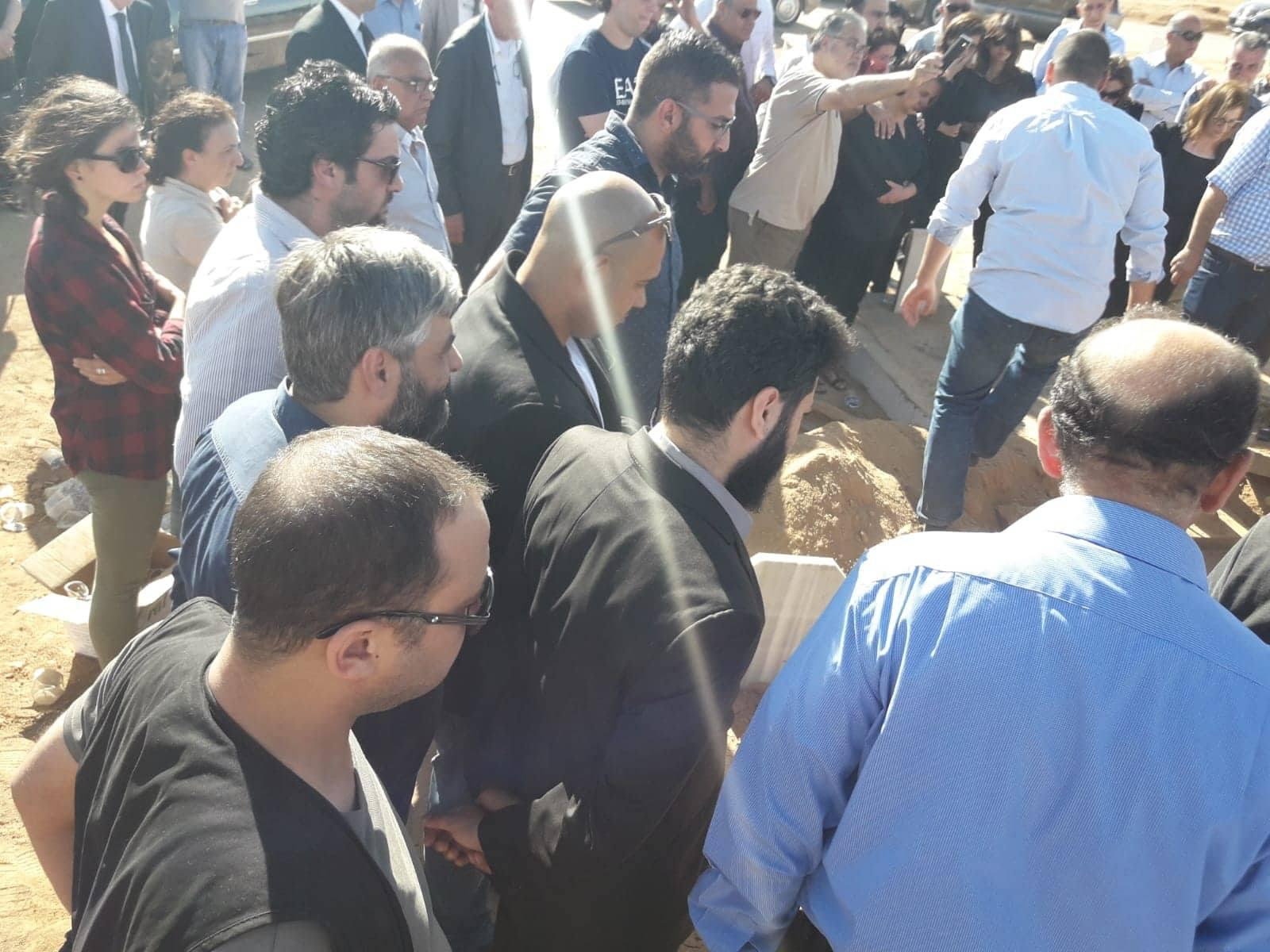 عمّان: تشييع جثمان سلامة كيلة بحضور العشرات