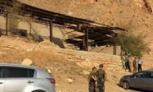 العثور على جثتي فلسطينيين في مبنى مهجور في الأغوار الشمالية