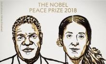نوبل للسلام لناشطة أيزيدية عراقية وطبيب كونغولي