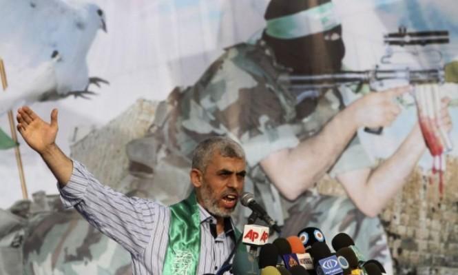 السنوار: نتنياهو لن يعيد احتلال غزة