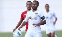 أخاء الناصرة يفرض عقوبة على لاعبه أمجد سليمان