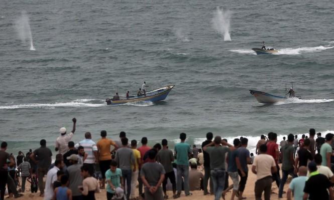 ليبرمان يقلص مجددا مساحة الصيد في بحر غزة