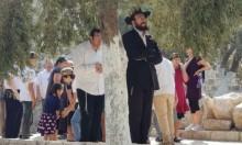 عشرات المستوطنين يقتحمون الأقصى واعتقالات للمقدسيين
