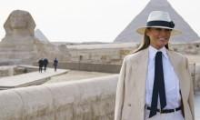 ميلانيا ترامب: انتقد زوجي لكنه لا يصغي لي