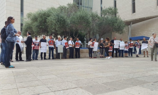 حيفا: تمديد اعتقال رجا إغبارية