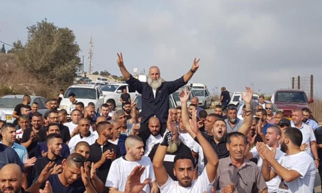 بعد 30 عاما: الأسير محمود جبارين من أم الفحم ينال حريته