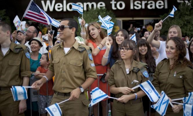 انخفاض عدد المهاجرين من الدول الغربية لإسرائيل